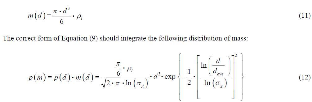 Equation 11,12