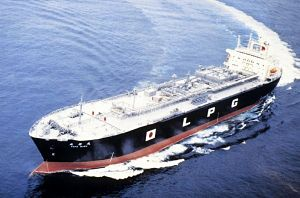 Liquefied Petroleum Gas, LPG, Tank Ship